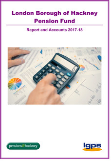 Icon for Pension Fund Accounts 2017-18 document