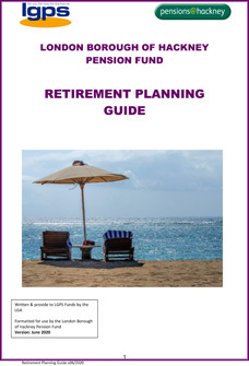 Icon for Retirement Planning Guide document